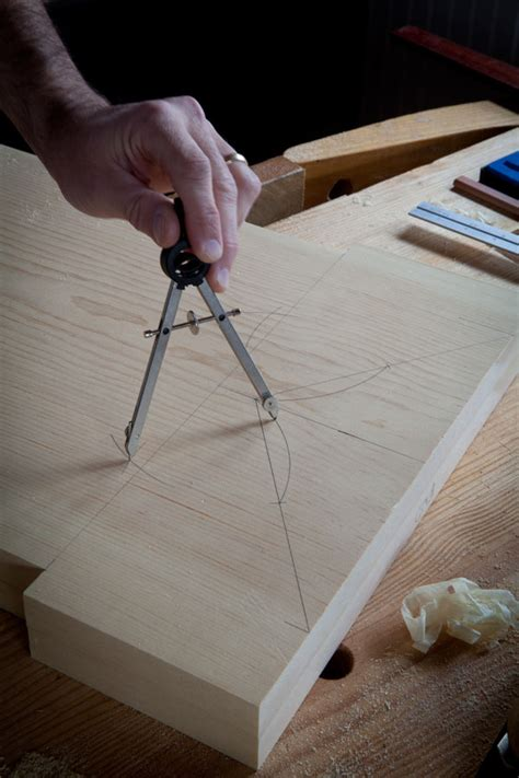 best woodworking blogs learn to lay out an ogee popular woodworking magazine