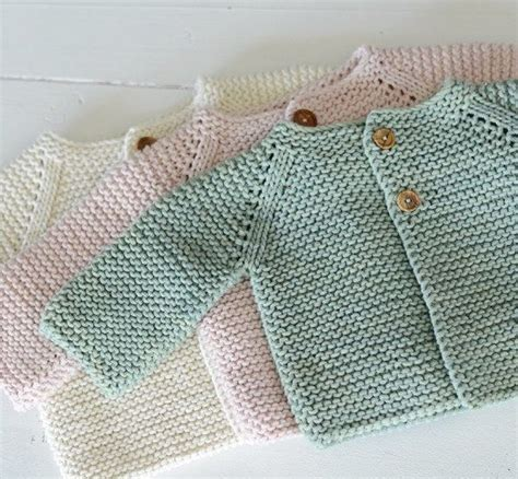 easy knitting pattern for sweater easy baby cardigan knitting patterns crochet and knit