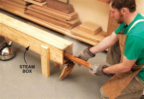 woodworking steam box steam bent stand popular woodworking magazine