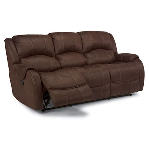 flexsteel reclining sofa flexsteel 1549 62 comfort reclining sofa