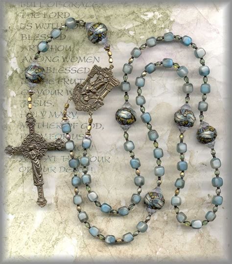how to make rosary make a rosary