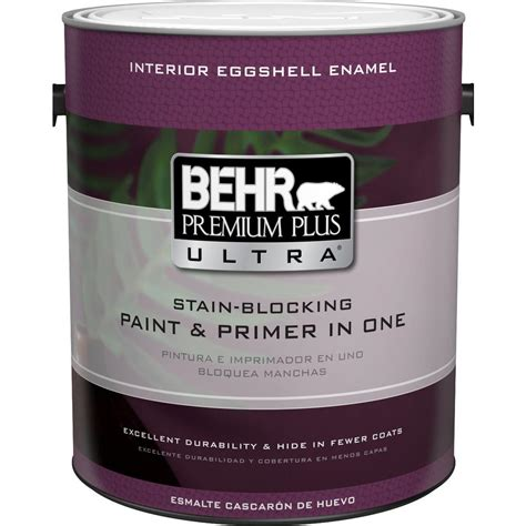 behr paint color eggshell behr premium plus ultra 1 gal base eggshell enamel
