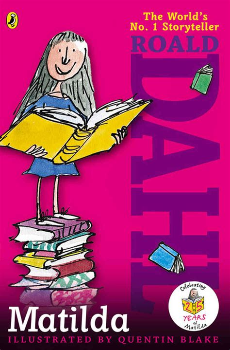 matilda pictures from the book roald dahl wanted his magical matilda to keep books