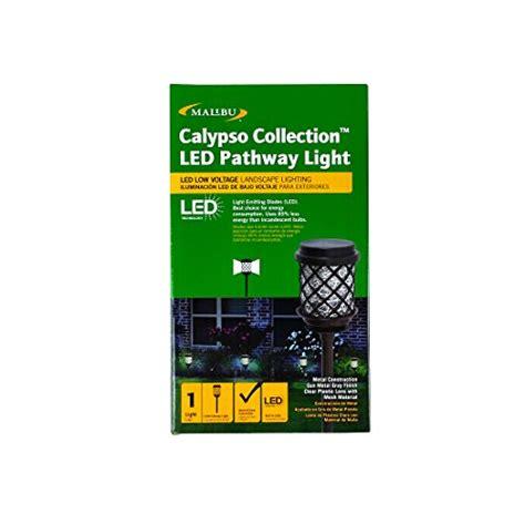 malibu landscaping lights malibu led pathway landscaping light calypso collection