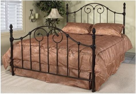 iron bed frame cast iron bed frame wrought iron bed frame ooo la la
