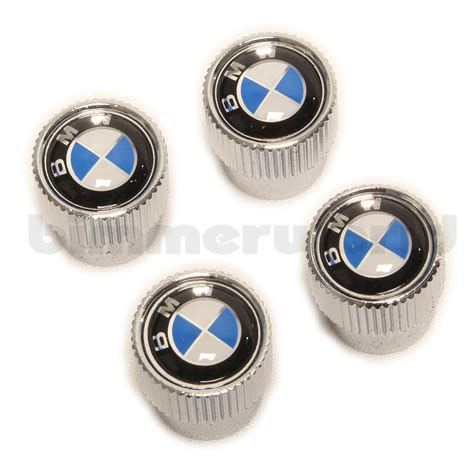 Bmw Valve Stem Caps by Genuine Bmw Roundel Valve Stem Caps