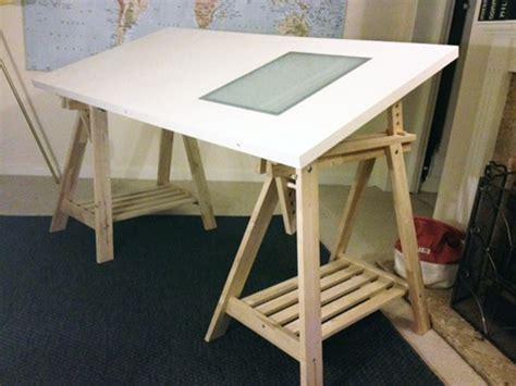 ikea drafting table with light box ikea drafting table with light box drafting tables boxes