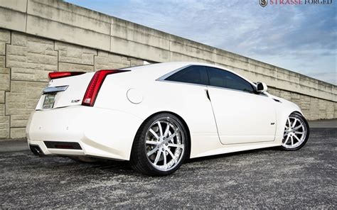 Rims For Cadillac by Cadillac Cts Coupe Custom Wheels Wallpaper 1920x1200