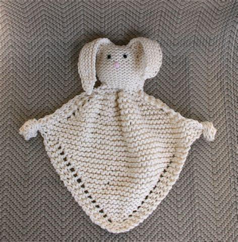 bunny blanket buddy knit pattern bunny blanket buddy free pattern go to