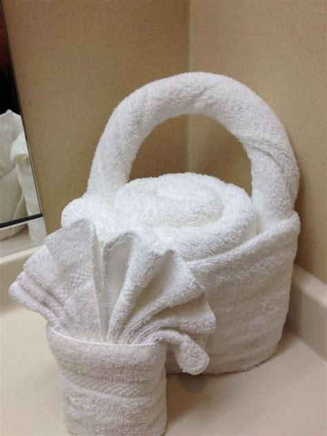 30 Creative Towel Origami Diys And Design