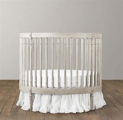circle baby crib ellery crib mattress