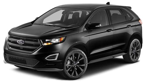 Black Ford Edge by Image Of A 2015 Ford Edge In Black Search My
