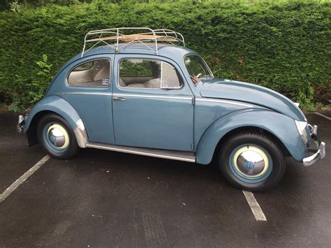 Volkswagen Classic Beetle For Sale by Used 1954 Volkswagen Classic Beetle For Sale In Derbyshire
