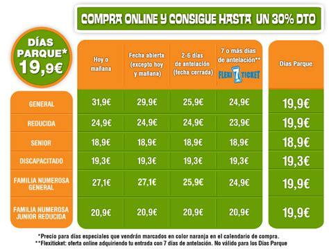 precio entradas warner 2015 descuentos para parque de atracciones madrid 2015 publi