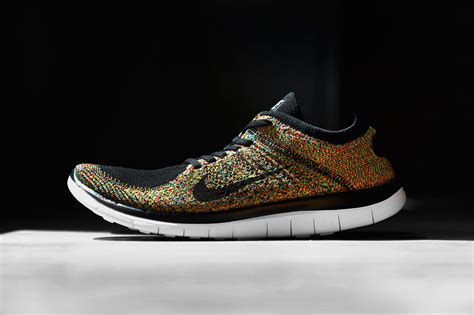 fly knit nike free 4 0 flyknit quot multi color quot hypebeast