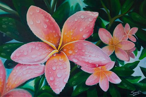 acrylic paint flowers bird paintings flower paintings and landscape paintings