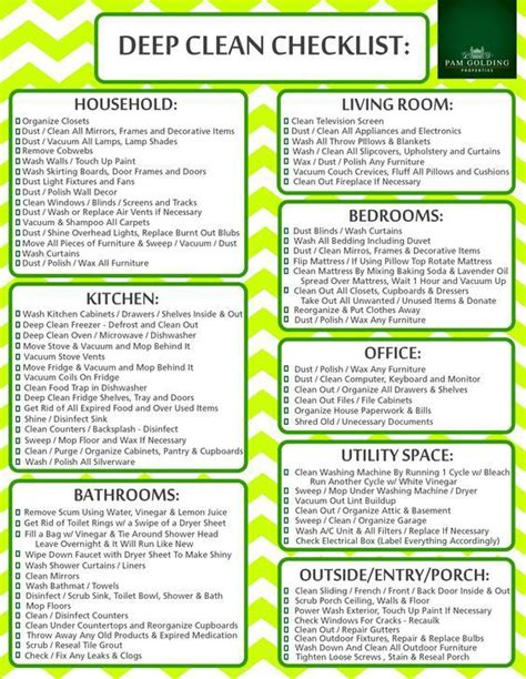 cleaning list best 25 daily schedule template ideas on