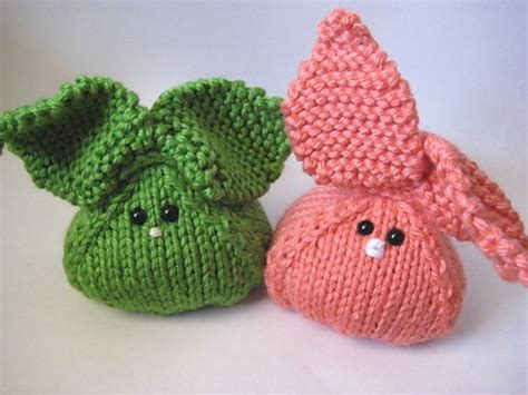 easter free knitting patterns bunnies in the simply notable
