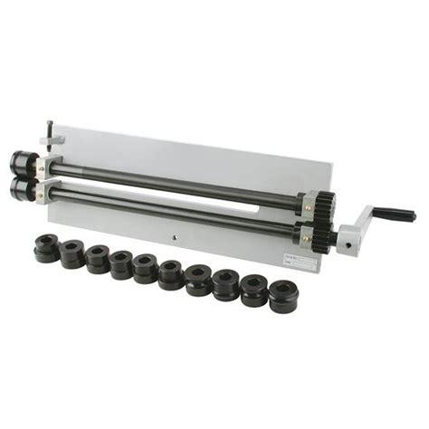 bead roller 18 inch sheet metal bead roller tool with dies kit ebay