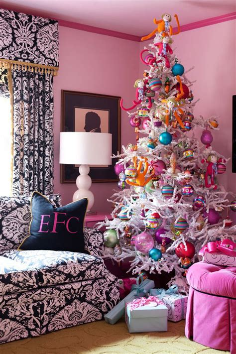 Christmas Home Design Inspiration last minute tree decorating ideas for an enchanting christmas