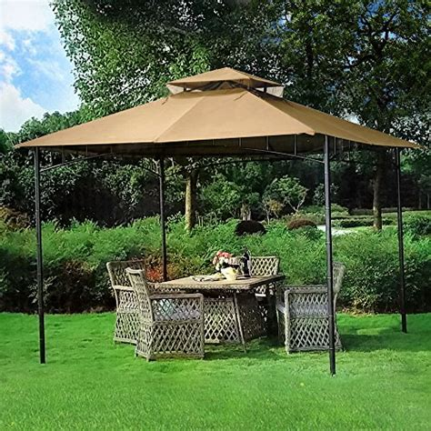 patio gazebo canopy 10 x 10 grove patio canopy gazebo gazebos patio and