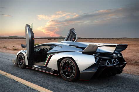 Lamborghini Veneno Gets Title of World's Most Expensive
