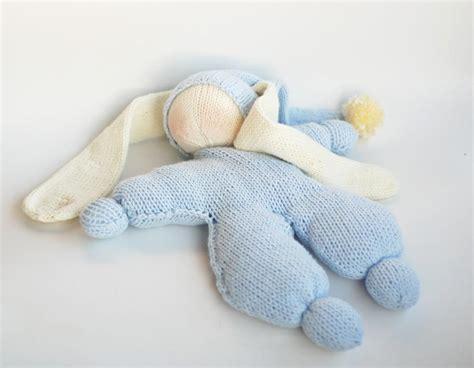 Waldorf Knitted Rabbit Doll By Deniza17 Craftsy