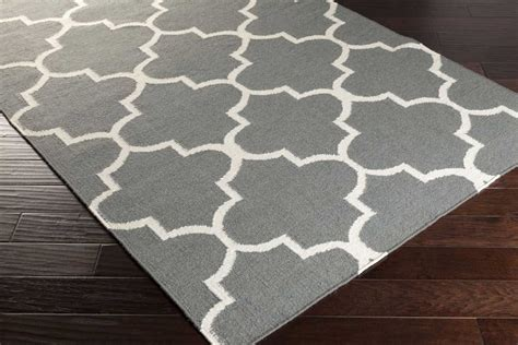 gray area rugs white and gray area rug zipcode design hector gray white