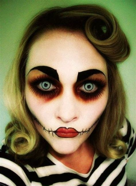 ideas scary 30 scary makeup ideas for pretty designs