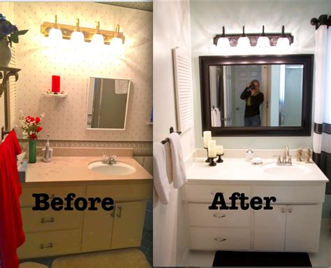 small bathroom redo ideas leaving the ivory tower budget bathroom remodel