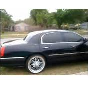 Lincoln Town Car Bolted Up  YouTube