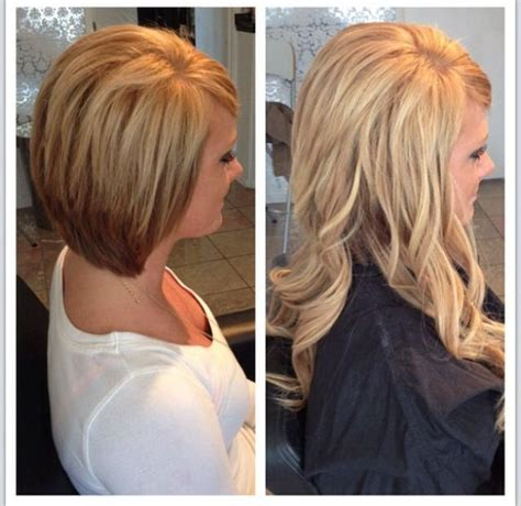 micro bead extensions falling out 17 best images about beaut 233 fatales on ombre