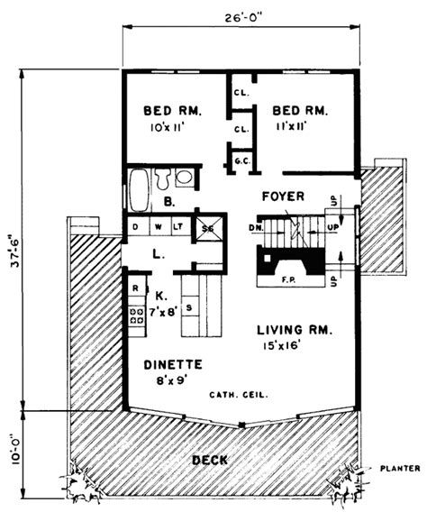 a frame floor plans a frame cottage house plans home deco plans