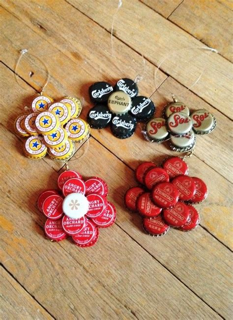 bottle cap crafts for 35 ways of reusing bottle caps in creative projects