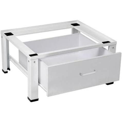 Tafel Wasmachine Ikea by Sencys Wasmachine Verhoger Met Lade