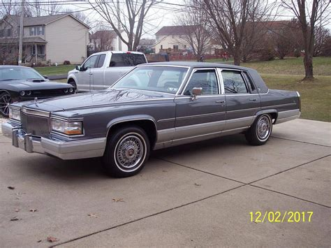 1992 Cadillac Brougham For Sale by 1992 Cadillac Brougham For Sale 2041382 Hemmings Motor News