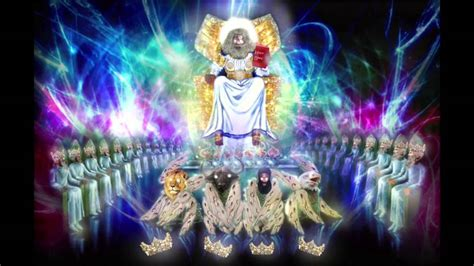 visions revelation 4