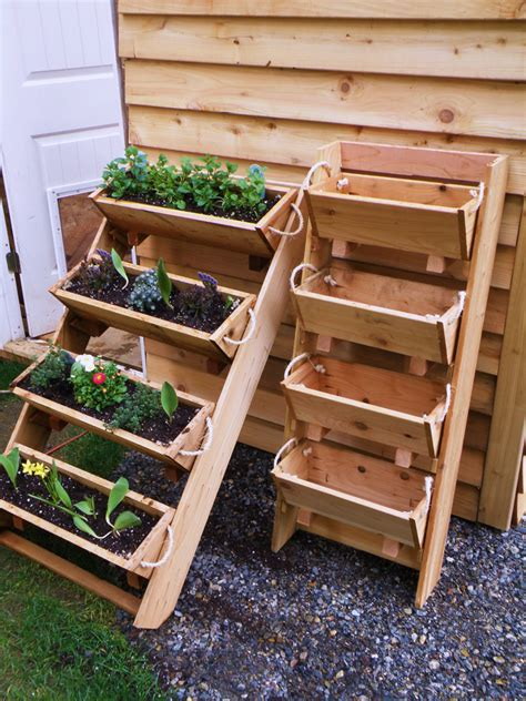 garden vegetable planters large gardening planters raised bed gardening by ropedoncedar