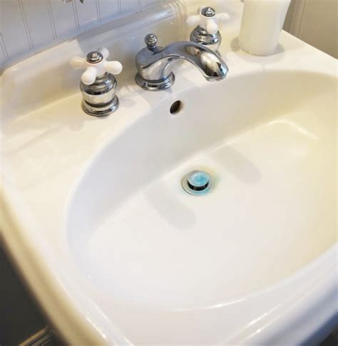 remove kitchen sink how to remove water stains from a porcelain sink