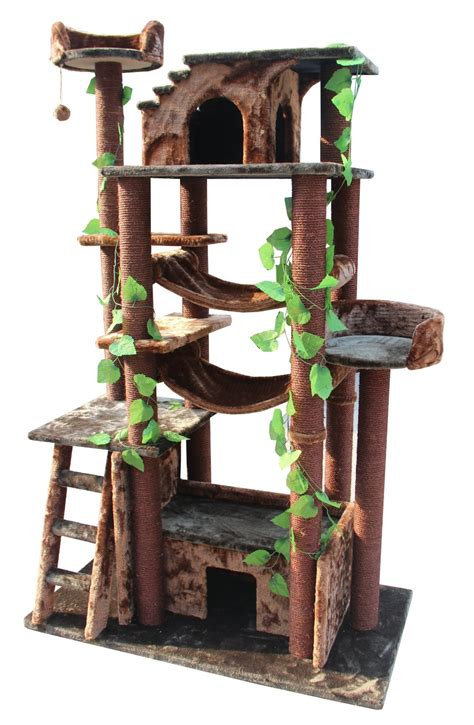 best tree for cats cat towers on cat furniture cat enclosure and