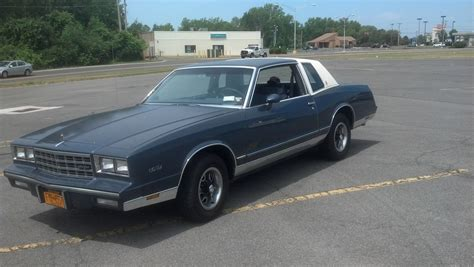 1984 chevrolet monte carlo overview cargurus