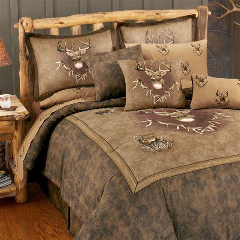 comforter set king whitetail ridge comforter set king