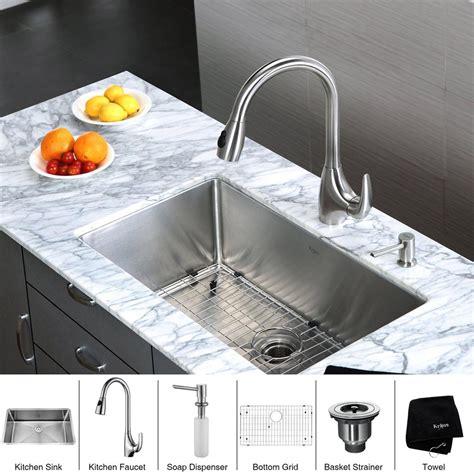 kitchen sink and faucet sets kitchen sink and faucet sets 28 images vigo vg15141