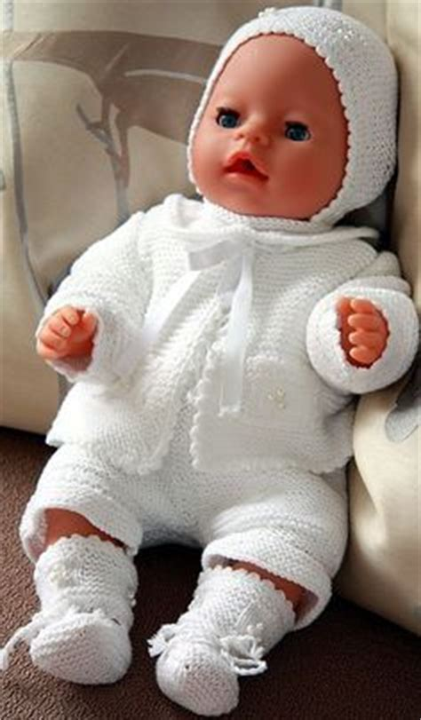 baby doll clothes knitting patterns 1000 images about bitty baby baby born and doll