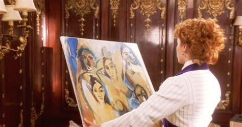 picasso paintings in titanic dewitt bukater wiki tytanik