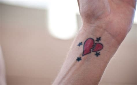 heart tattoo designs for women a great tattoo for girls