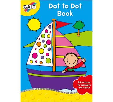 the dot picture book galt dot to dot book 163 2 49 here at stuff toys