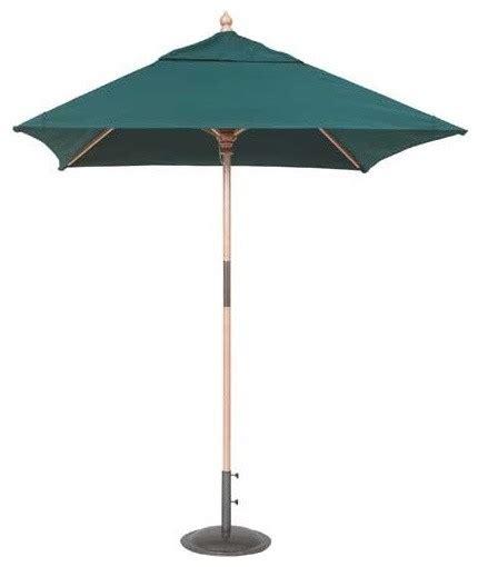 4 ft patio umbrella galtech 6 x 6 ft wood square patio umbrella modern
