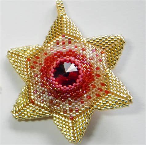 beaded ornament patterns ornament pattern beadwork by dean