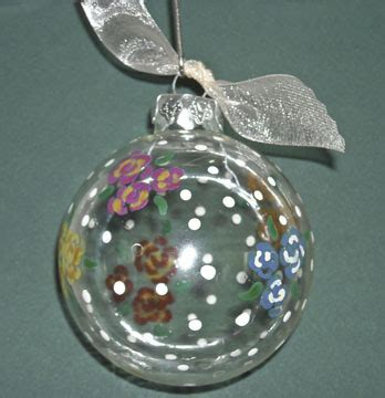 decorate glass ornaments 18 best photos of clear glass ornaments craft ideas